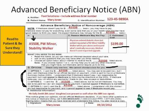 Checking Eligibility, Coding and Billing Medicare