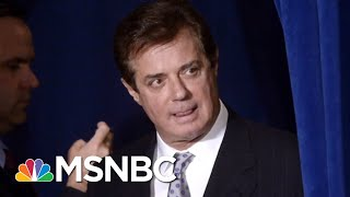 Treasury Employee Arrested For Allegedly Leaking To Reporters | Velshi & Ruhle | MSNBC thumbnail