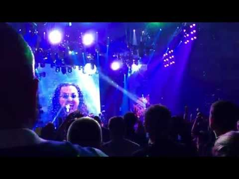 Garden Road outro, Rush R40 Tampa Fl May 24th 2015