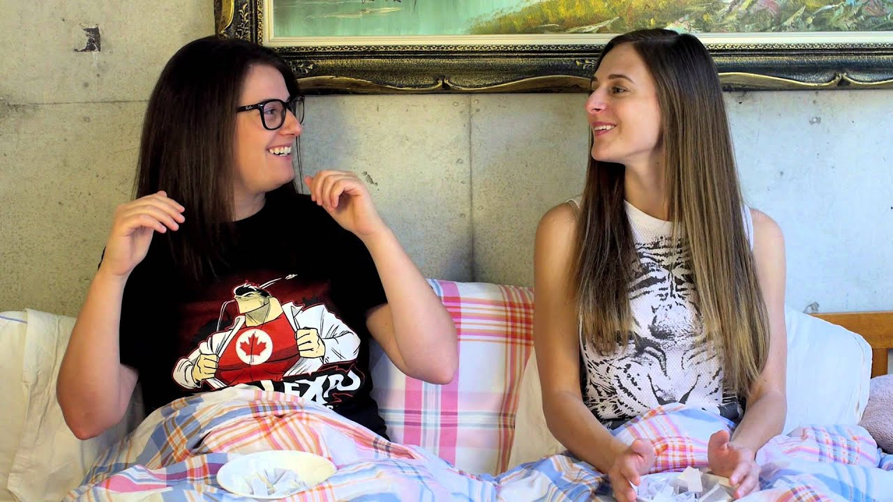 Lesbian Truth Or Dare Tube