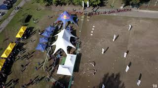 Чемпионат Харькова по гонкам на дронах 30 09 18