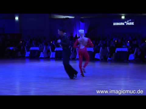 Jive - Michael Malitowski & Joanna Leunis - EuroDance 2012