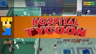 Flabaliki Plays: T̶h̶e̶m̶e̶ ̶H̶o̶s̶p̶i̶t̶a̶l̶ ... Hospital Tycoon