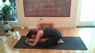 Indigo Yoga Barre - Weekly Tip by Molly Kay