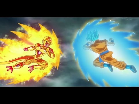 Dragon ball super 2016 trailer saga golden freezer - Dragon ball z 187 ...