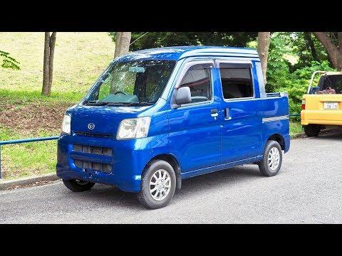 2006 Daihatsu Hijet Deck Van (UK Import) Japan Auction Purchase Review