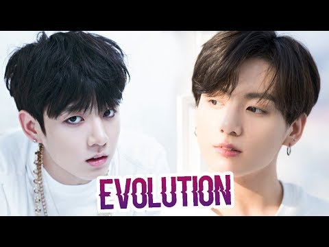 JUNGKOOK EVOLUTION (2013 - 2019)