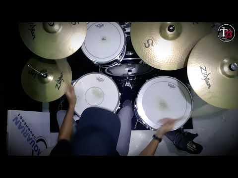 Tayo Nalang Dalawa - Mayonnaise (drum cover by Tracero Bentetres)