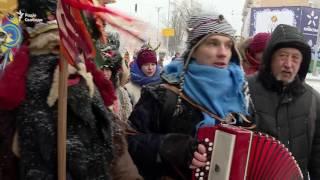 Із зірками та піснями Київ пройшов різдвяною ходою