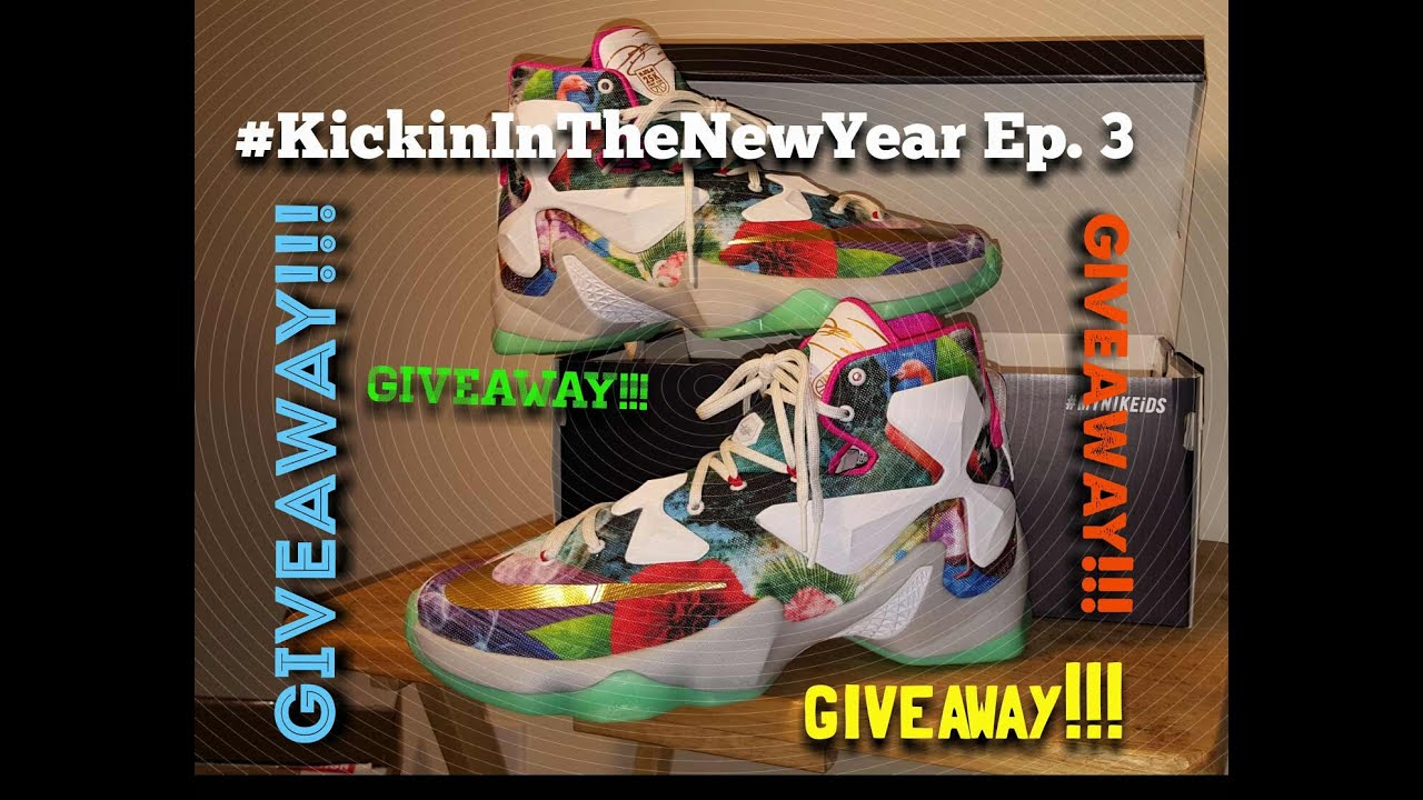 936de1b94a2 ... promo code for giveaway nike i.d lebron 13 qs 25k closed youtube 472a5  c376a