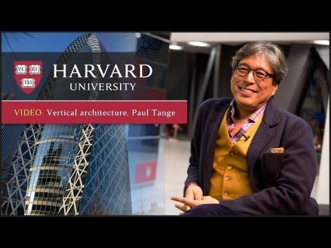 Vertical architecture, Paul Tange