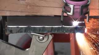 Plasma Cutter - Review / Demo - Simadre Cut50DP