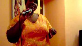 Cee-Jaye singing Beautiful Surprise by India Arie