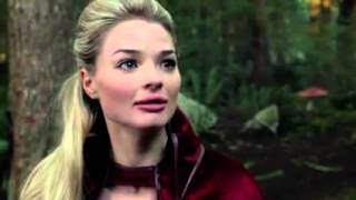 Red Queen & Jabberwocky Fight 1x10 Once Upon A Time In Wonderl…