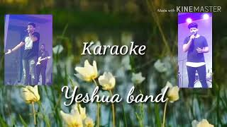 Aaja re Hindi christian song karaoke by yeshua bend