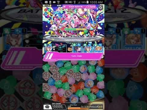 《Crash Fever 》 Children's Day event Secret of Kiddy Land ( Ultimate & multiplayer)