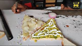 CHEESE MAYO SANDWICH || BEST SANDWICH || INDIAN STREET FOOD || @ RS. 130/-