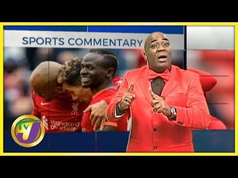 English Premier League | TVJ Sports Commentary - August 12 2021