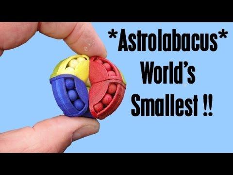 Astrolabacus Puzzle - YouTube