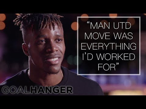 Wilfried Zaha EXTENDED INTERVIEW | The Premier League Show