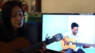 Chuyện Ba Mùa Mưa (Guitar cover)_Quang Bình & TT