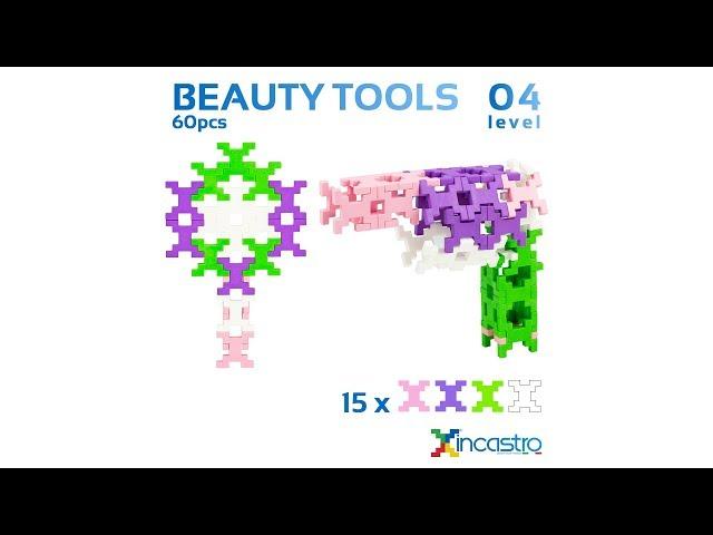 INCASTRO | Level 4 | Beauty Tools