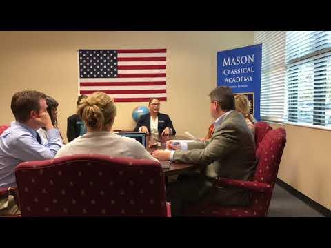 11-22-19  Mason Classical Academy Emergency Meeting