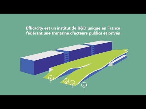 Efficacity : L'institut pour la transition énergétique de la ville