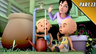 Full Movie Upin & Ipin Musim 15 - Dugaan Puasa Part 13 | Upin Ipin Terbaru 2021