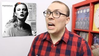 Taylor Swift - Reputation ALBUM REVIEW