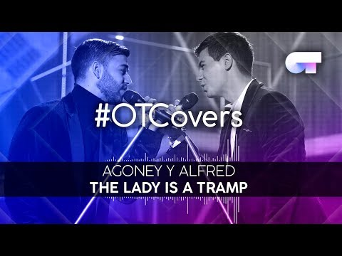 INSTRUMENTAL | The lady is a tramp - Agoney y Alfred | OTCover