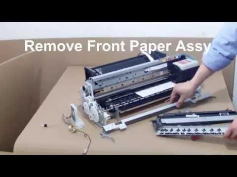 Modify Instruction Tutorial - Part 3/11 - DIY DTG Epson Anajet Mod-1 NeoFlex Brother A2 A3