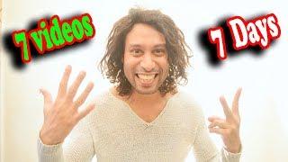 7 videos in 7 days Bangla Funny | Bangla Funny Video 2018 | Dr Lony Bangla Fun
