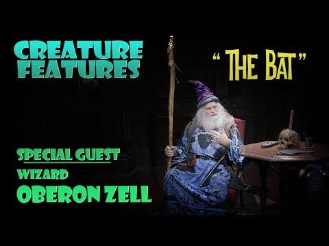 Oberon Zell & The Bat