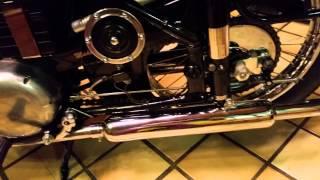 1950 BSA A10 Golden Flash Plunger