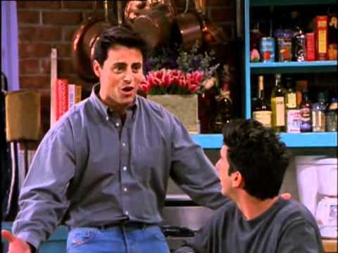 Friends Moments - Joeys Brain Transplant!