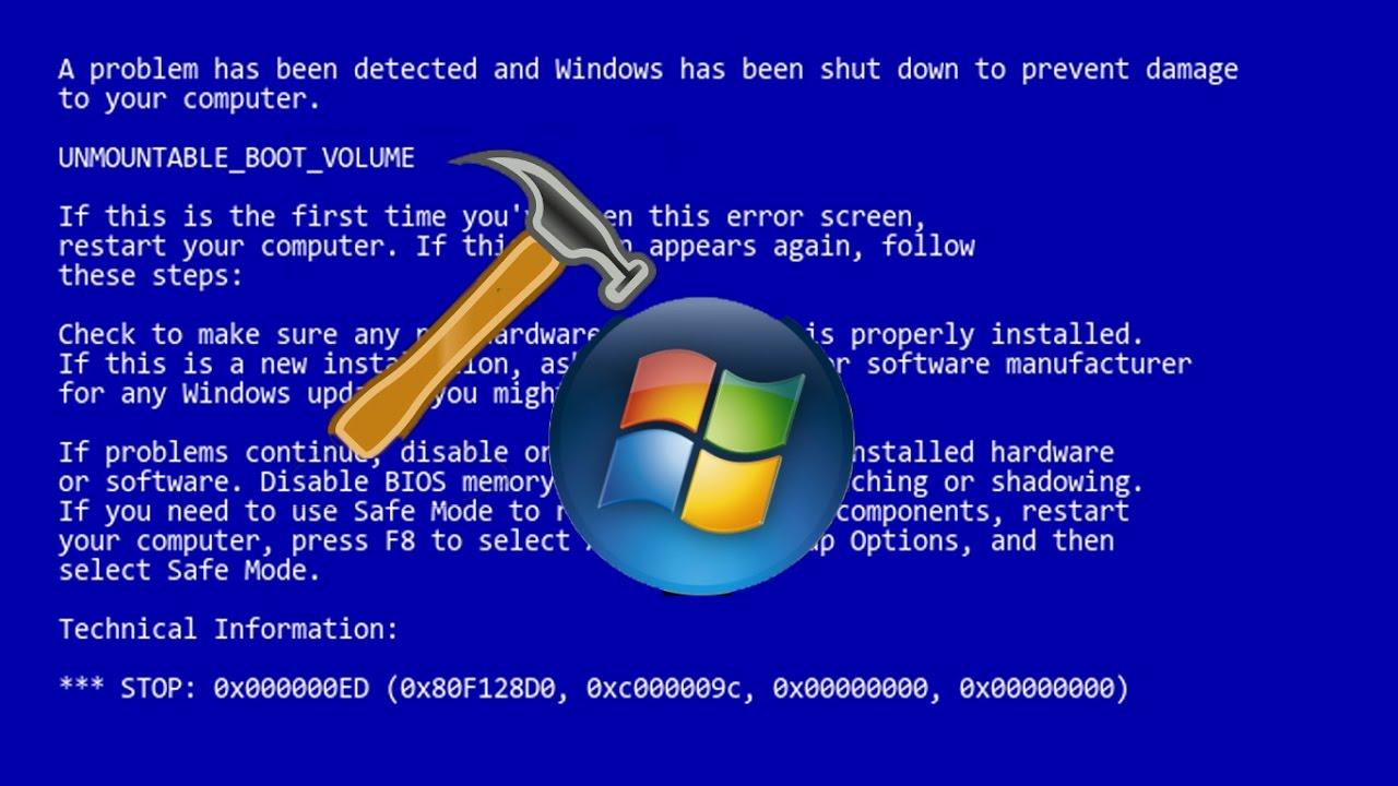 Windows 7 Destruction! SECOND ATTEMPT