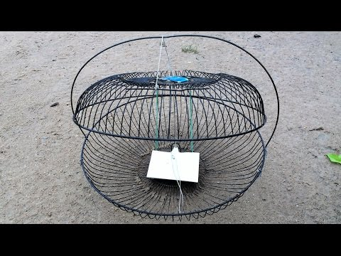Thumbnail: How to make a mouse​ trap or bird trap by old fan