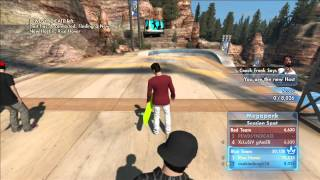"Skate 3 ""SPORT BATTLE!!"" - w/GOD skater - Sub for More !"