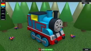 ROBLOX # grams in the handicapped game Tom and friends/Michael and friend