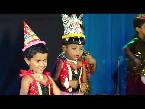 Chhote Tera Bday Aaya Song Kinder Dreams Alibag 2019 Md Photo Art Studio Alibag