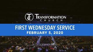 Transformation Church | 1st Wednesday | Service