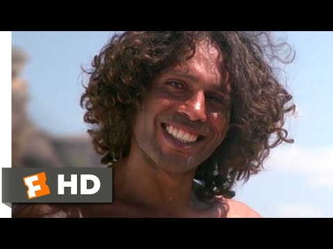 Crocodile Dundee II (1988) - Dundee Gets Shot Scene (10/10) | Movieclips