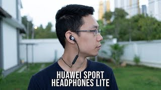 hUAWEI Sport Headphones Lite Review  Great Bass Headphones
