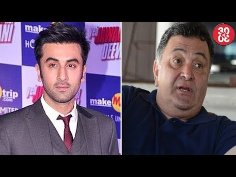 Ranbir To Take Charge Of RK Studios Revival   Rishi Kapoor Compares These Directors With Monkeys