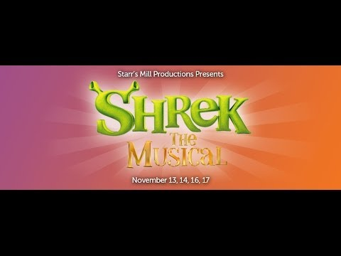 Shrek The Musical Act I Youtube