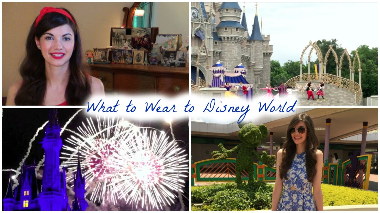 f555d919d60a Summer Outfit Ideas (OOTW)  What to Wear to Disney World - YouTube