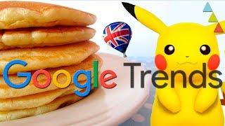 ¿Qué busca la gente en Google?