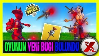 THIS MUST BE ONE OF THE MOST RIDICULOUS BUGS IN THE GAME, :) (Fortnite Battle Royale English)