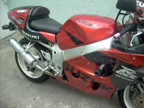 Motos Deportivas Suzuki R